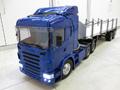 Сборка грузовика Tamiya Scania R620